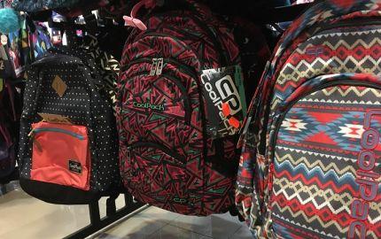 Świeże wzory plecaków COOLPACK